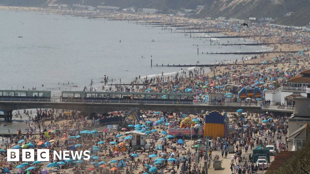 Hottest day of the year, says Met Office