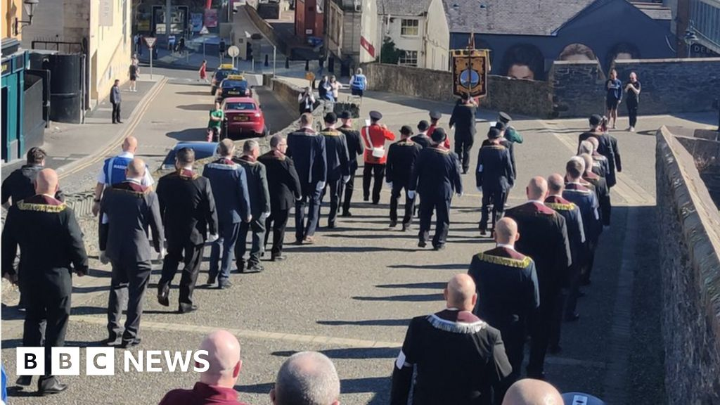 Apprentice Boys parade on reduced scale due to virus