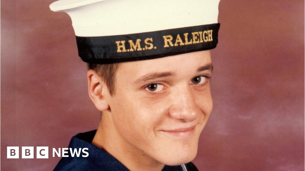 Simon Parkes: Cemetery search for remains of missing Royal Navy sailor