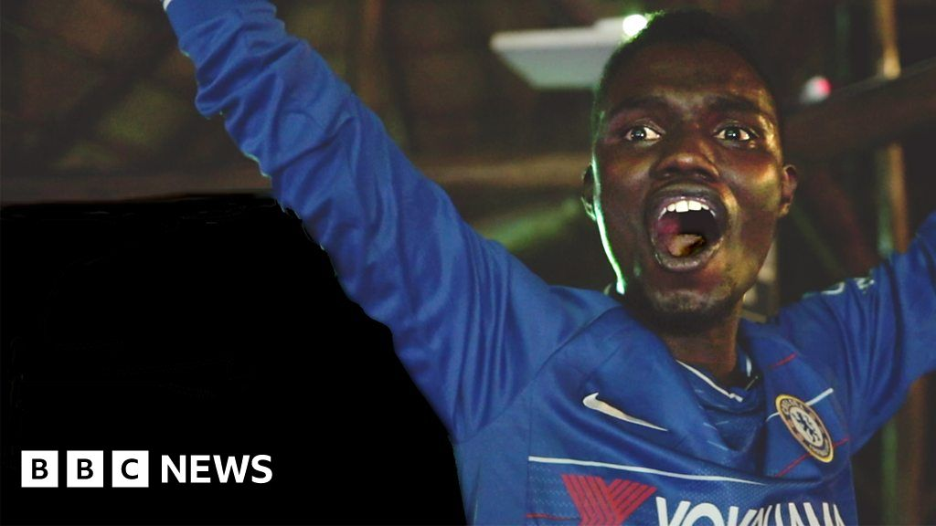 A football fan explores the dark side of sports betting in Africa