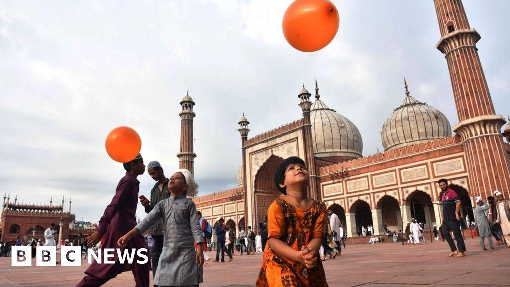 Eid al-Adha celebrations around the world