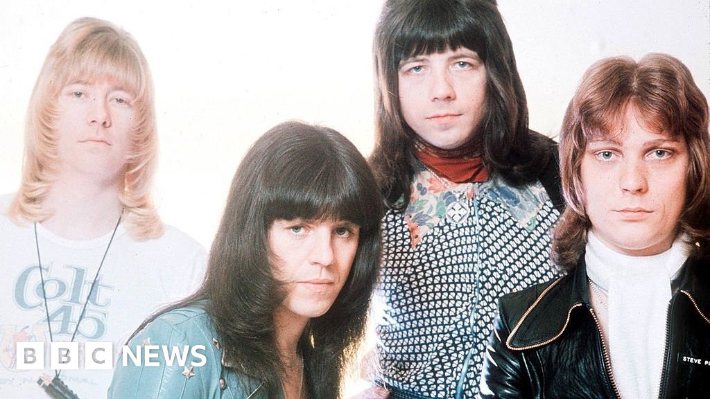 The Sweet bass player Steve Priest, dies at the age of 72 years