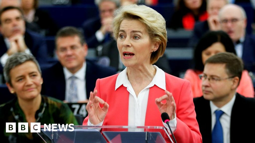 Of the Leyen, the Commission: The ones to watch in Europe s top-table
