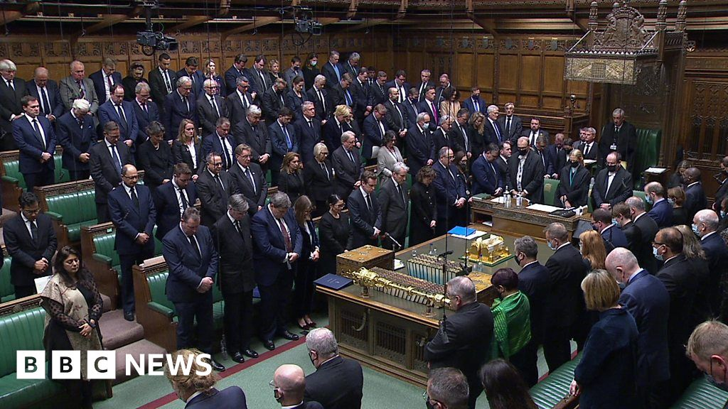 Sir David Amess death: Parliament pays tribute to former colleague