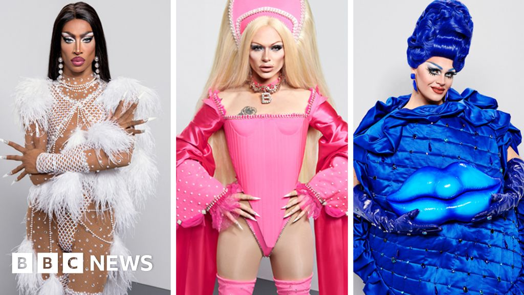 How RuPaul's Drag Race UK faced Covid challenge