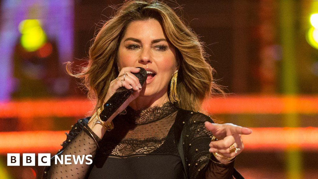 Shania sorry for saying she'd vote Trump
