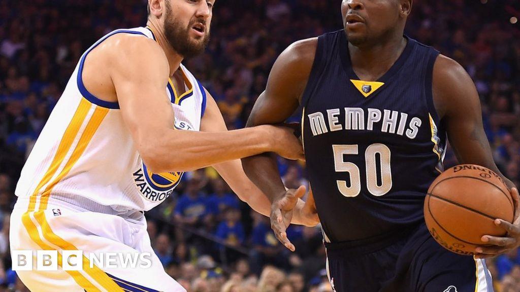 559ae84af NBA basketball to allow shirt sponsorship - BBC News
