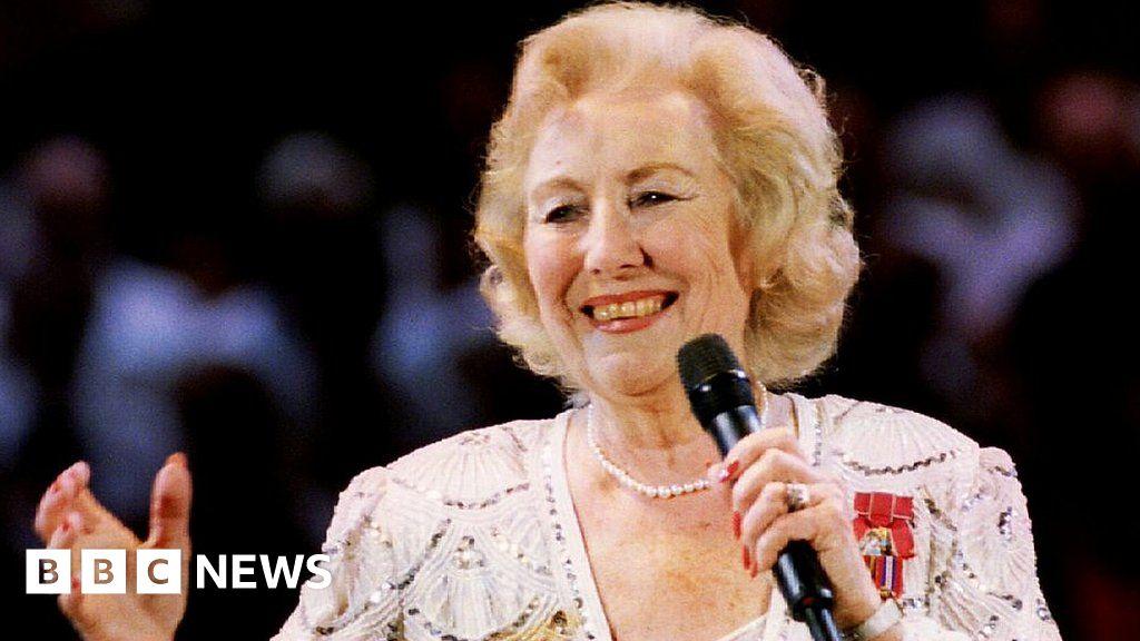 Dame Vera Lynn: London Girl Forces  Sweetheart