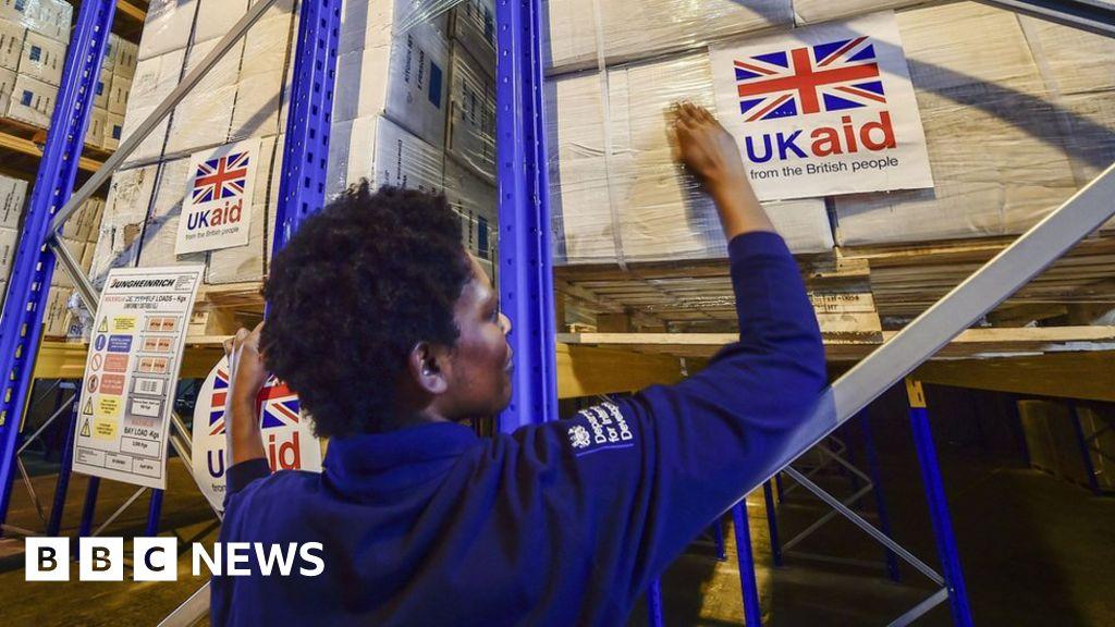 Foreign aid: PM faces pre-G7 bid to reverse cut – BBC News