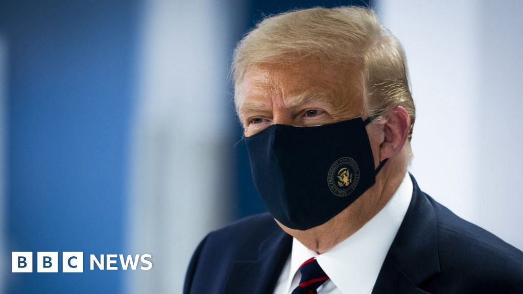 Coronavirus: Media to be barred from Trump election nomination thumbnail
