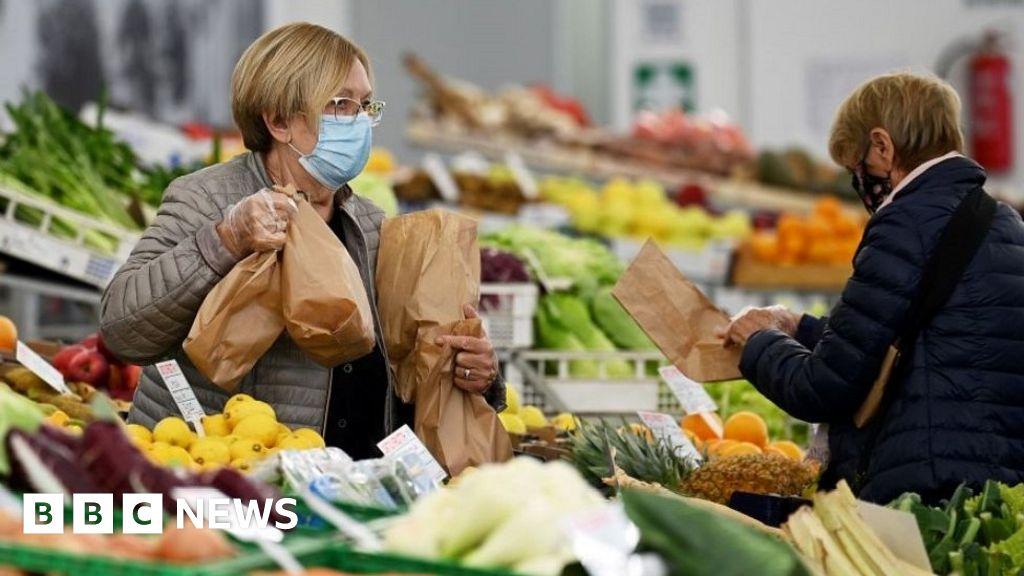 Coronavirus: Italy imposes regional lockdown as Europe battles surges