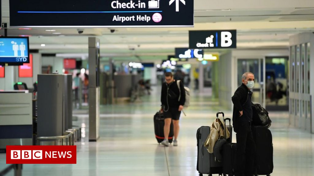 Coronavirus: Why are British travellers, in order to get home?