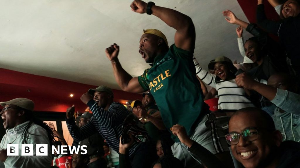South Africa: World Cup win a reminder of country s change