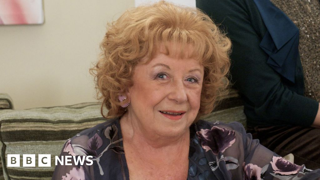 Frances Cuka: Friday Night Dinner star dies aged 83