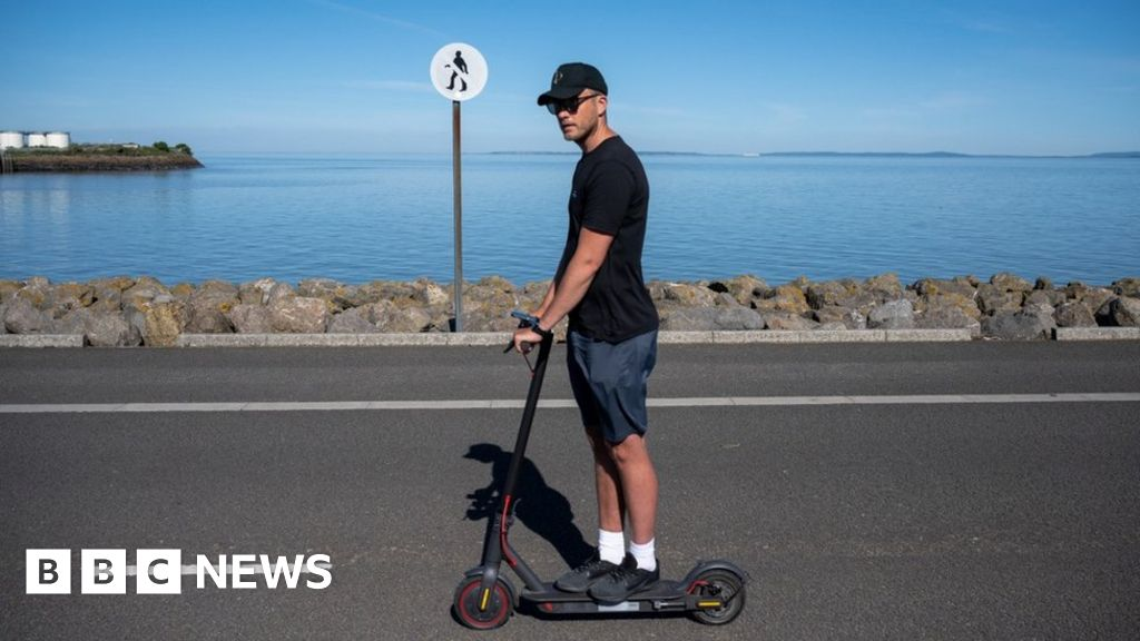 Where am I going to be able to ride an e-scooter legal?