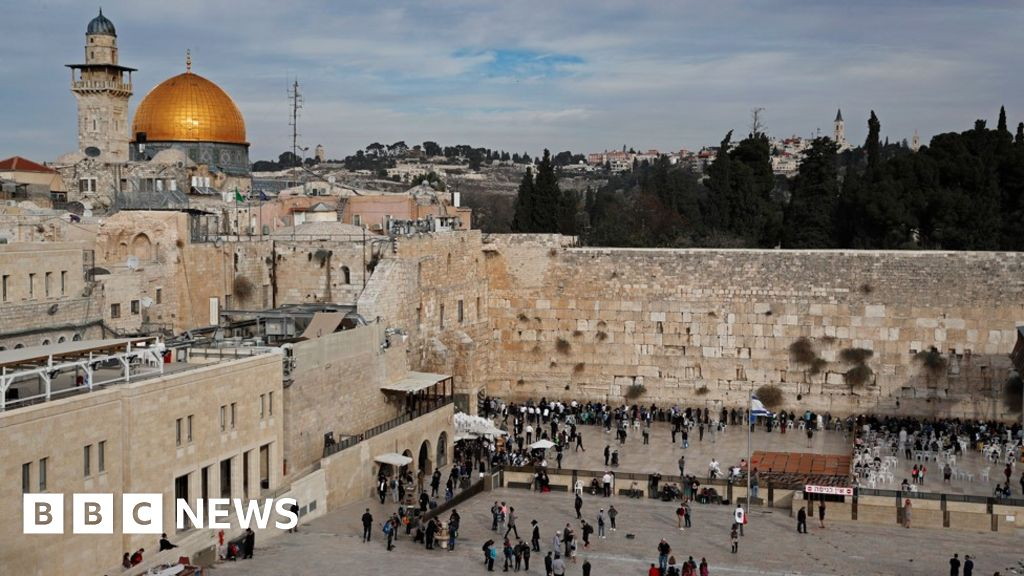 Jordan condemns Jerusalem Old City railway plan