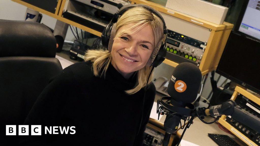 Zoe Ball s Radio 2 show loses 364,000 listeners