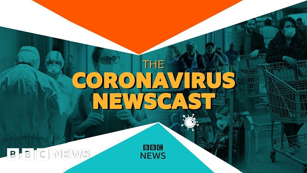 The Coronavirus Newscast: 'It's a heck of a target' thumbnail