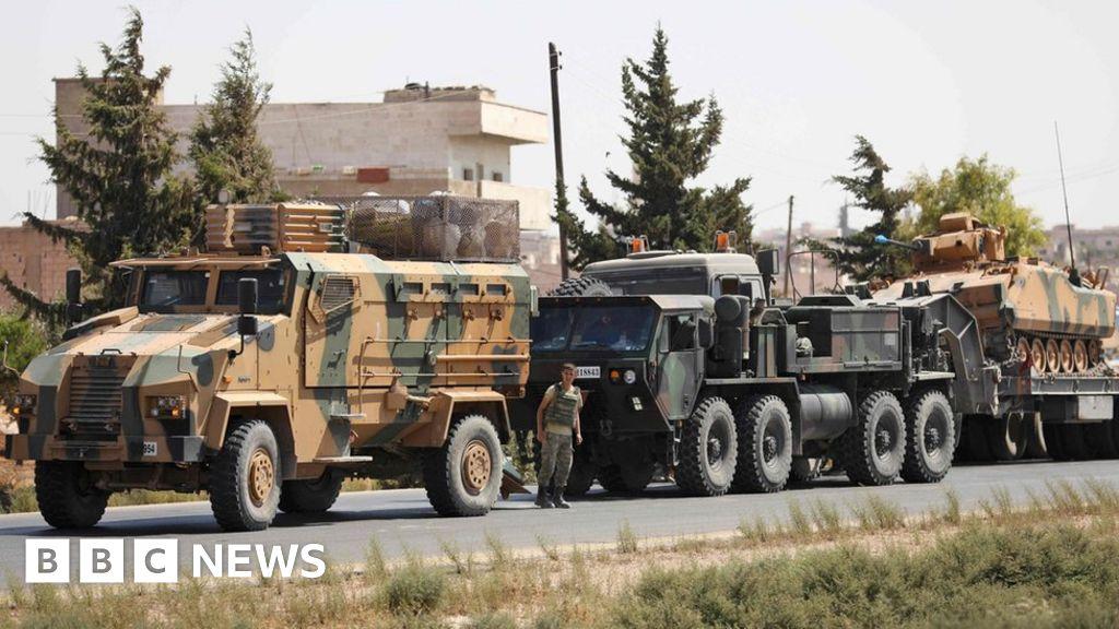 Turkey 'reinforces posts in Syria's Idlib'