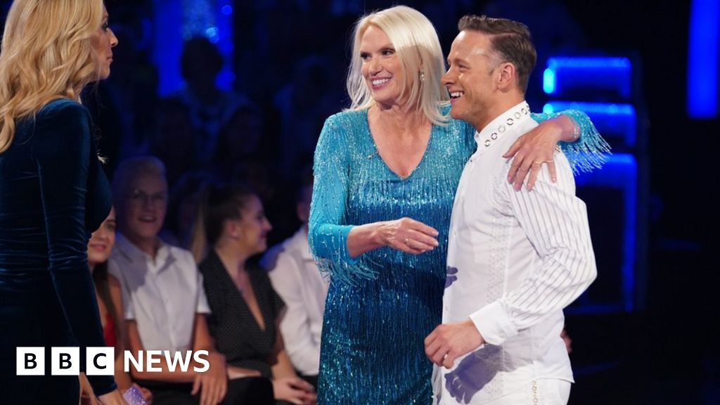 Anneka Rice: Strictly star reflects on Challenge Anneka effects