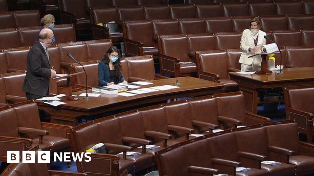 Coronavirus: the Congress passes $484bn economic relief bill