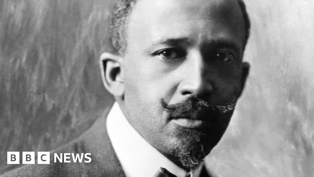 Ghana's role in honouring a US civil rights hero
