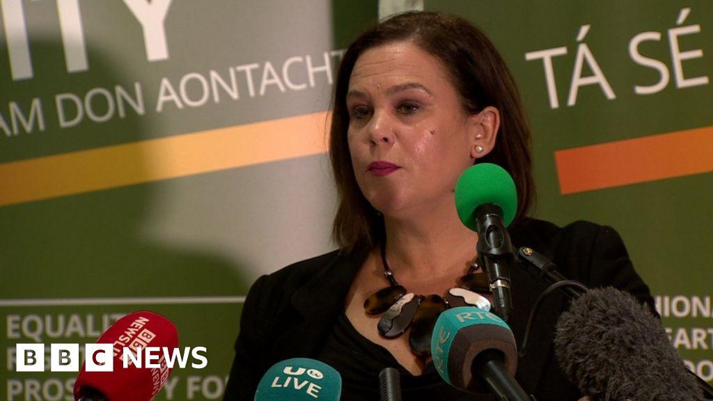 Sinn Féin leader tells dissidents to 'pack up'