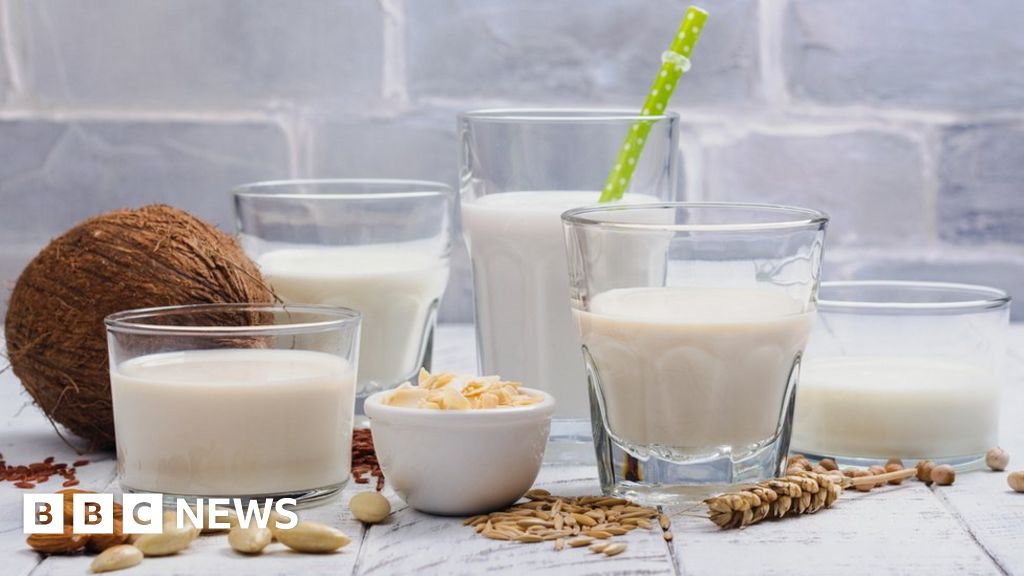 'Quarter of Brits drinking plant-based milks'