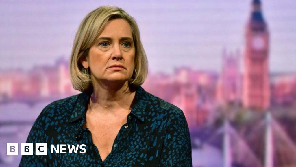Amber Rudd 'no platformed' by Oxford University society