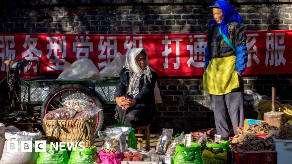 Province of China: Only 17 of the 80 million people living in poverty