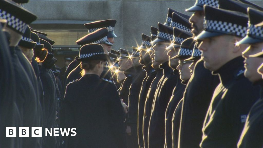 Authority warns policing budget is 'unsustainable'