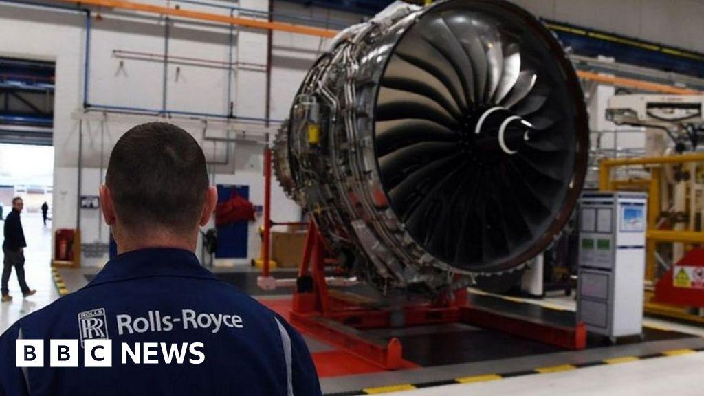 Coronavirus: Rolls-Royce considers tapping investors for £2.5bn thumbnail