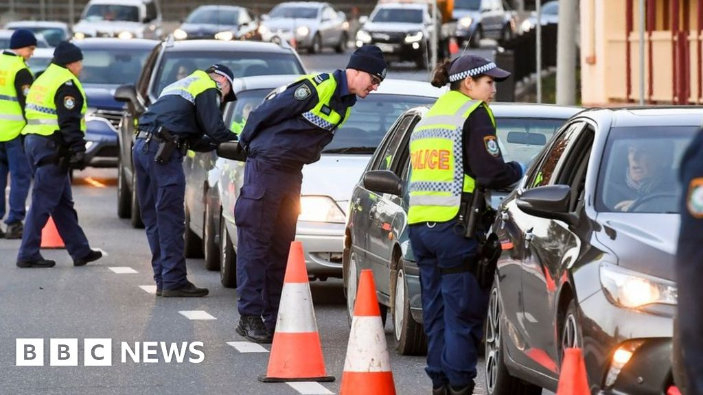 Covid: Australia state reopens border after Covid cases plummet