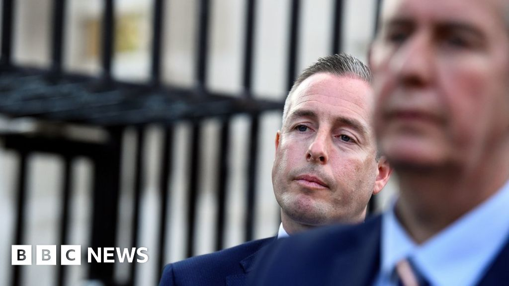 Paul Givan announced as new NI first minister – BBC News