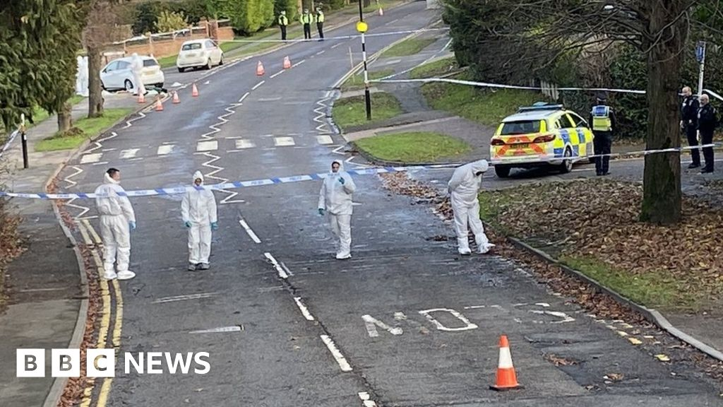 Rushden stabbing: Boy, 13, and man arrested over woman s death