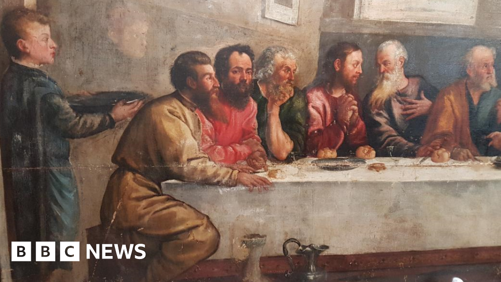 'Undiscovered Titian painting' found in Ledbury church