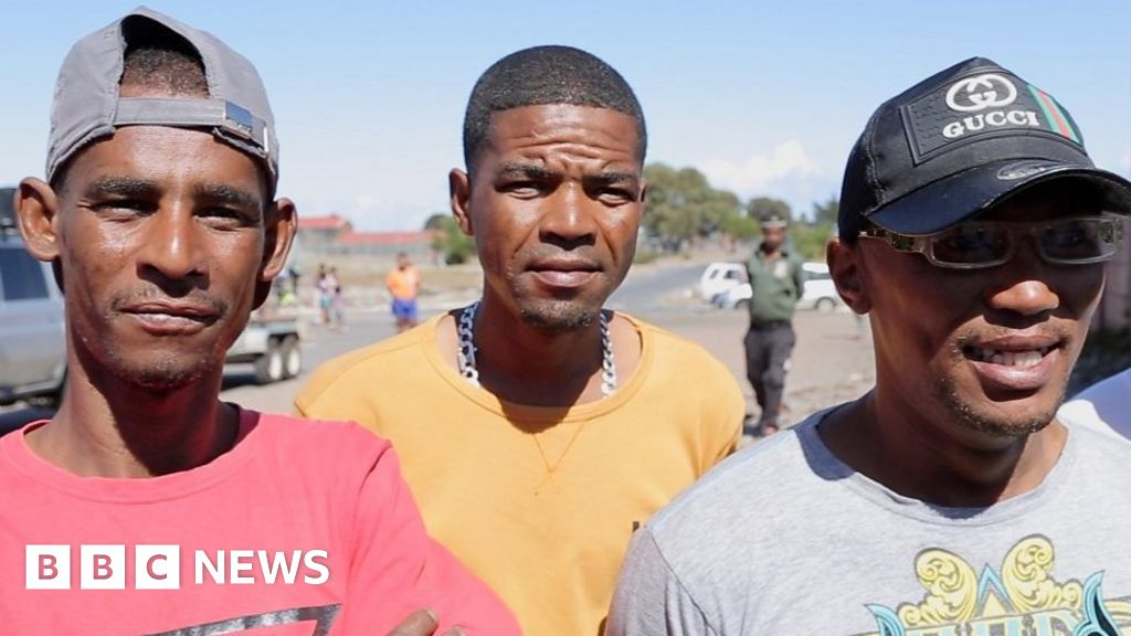 How coronavirus inspired a gangland truce in South Africa - bbc