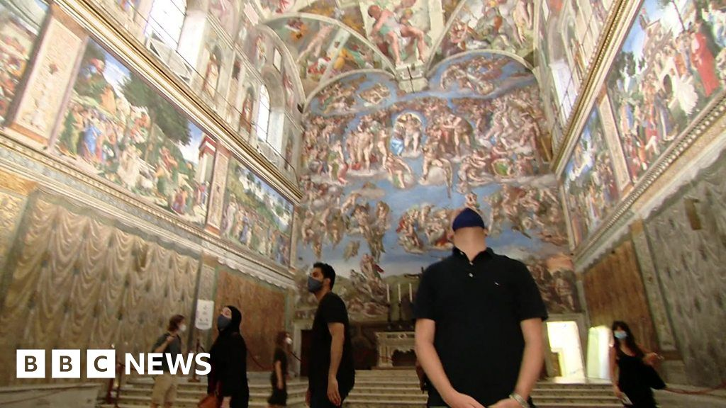 Coronavirus: Tourists gentle on the bottom on the Vatican thumbnail