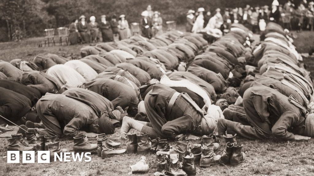 The forgotten Muslim soldiers of World War One