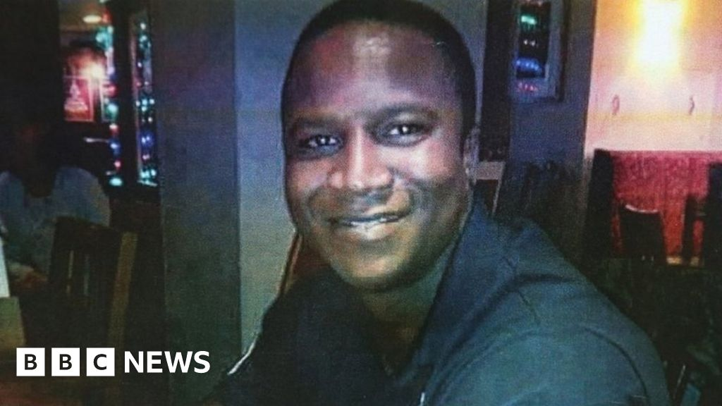 Sheku Bayoh: Family feel 'betrayed' over decision not to prosecute officers