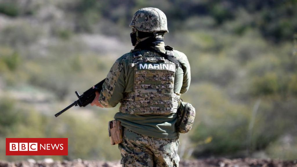 Mexico arrested 30 sailors missing in Tamaulipas