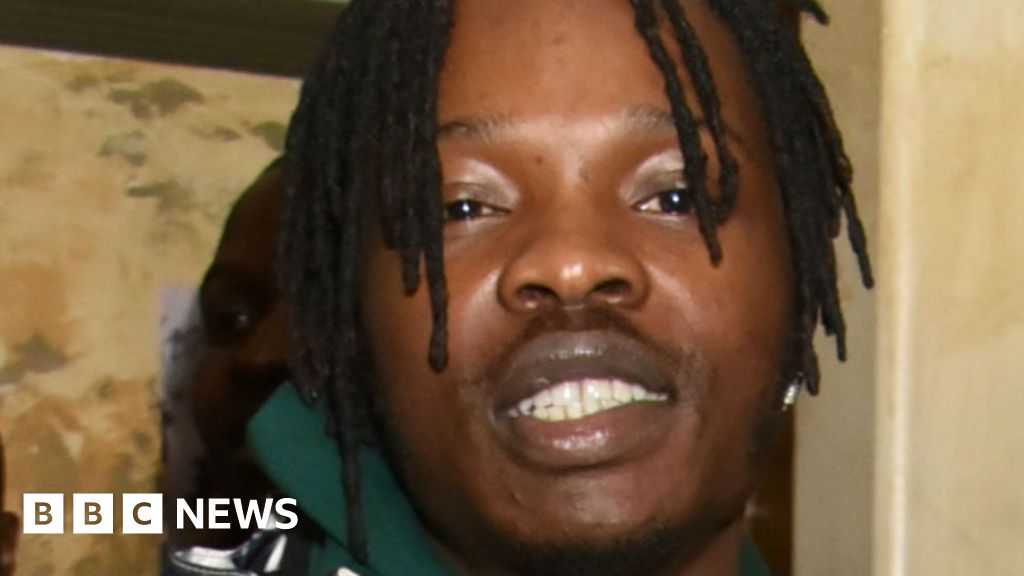 Afrobeats star Naira Marley fined after lockdown concert