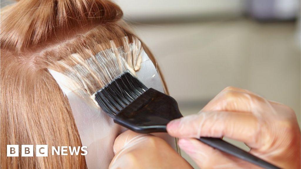Hair Dye Dangers Warning For Children Bbc News