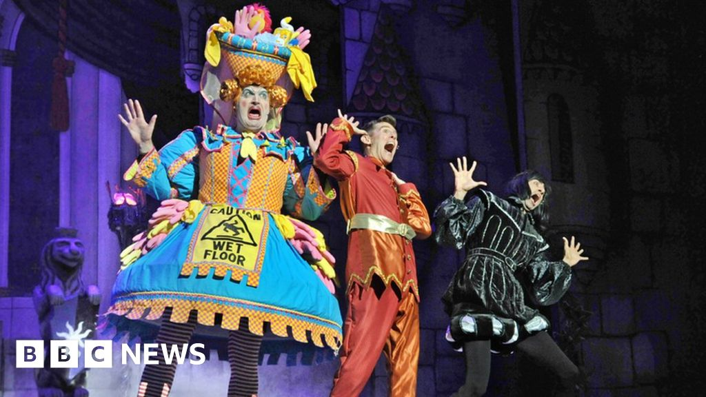 Peter Pan pantomime stars say it is  hardest job in show business