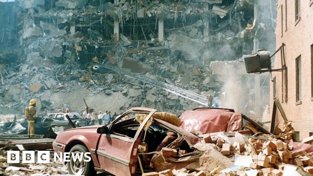 Oklahoma City bombing: The day the domestic terrorism shook America