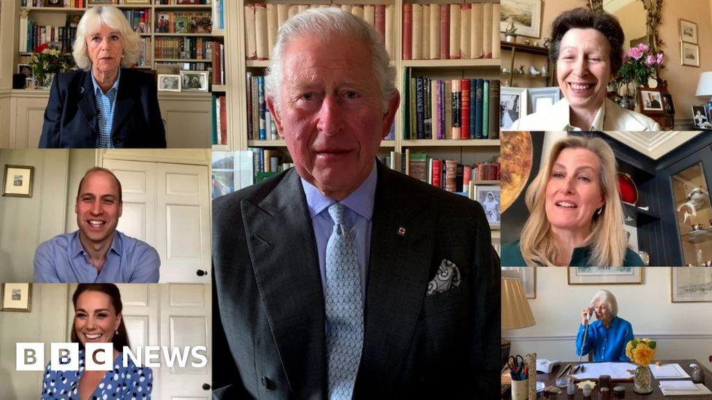Coronavirus: How the Royal Family is altering in lockdown thumbnail
