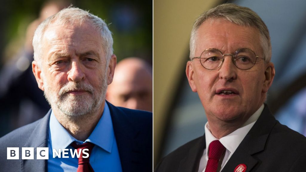 Brexit: Hilary Benn sacked as Corbyn faces 'no confidence' pressure