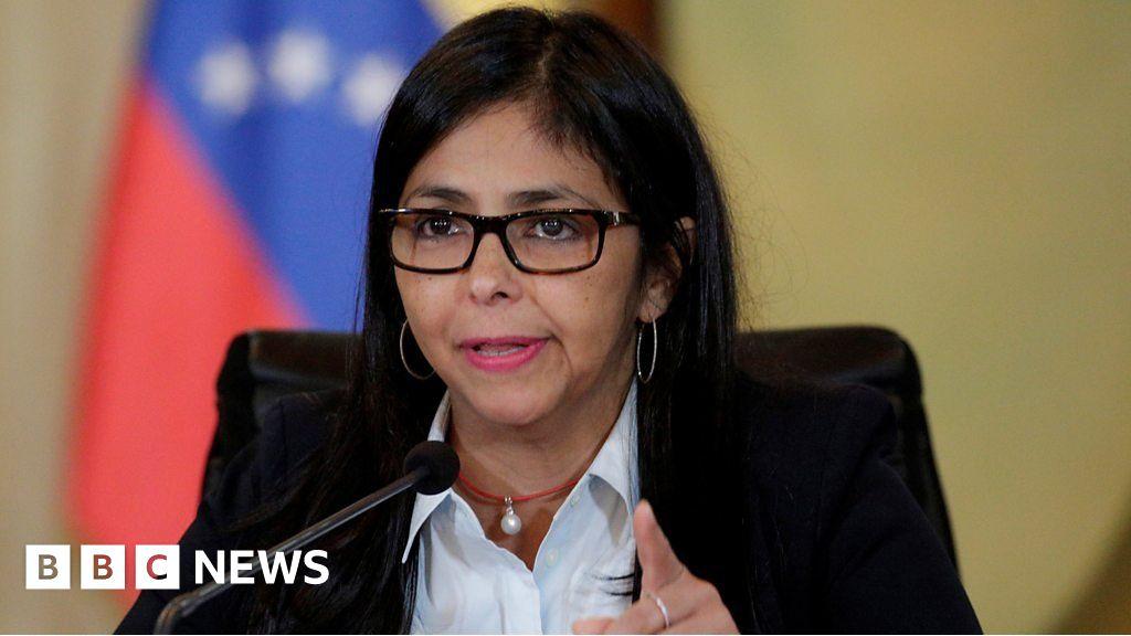 Delcy Rodriguez: Venezuela's most powerful person? - BBC News