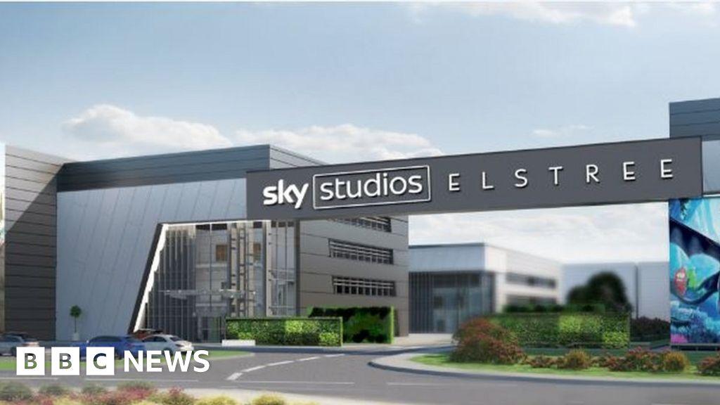 Sky to build huge new Elstree film studio