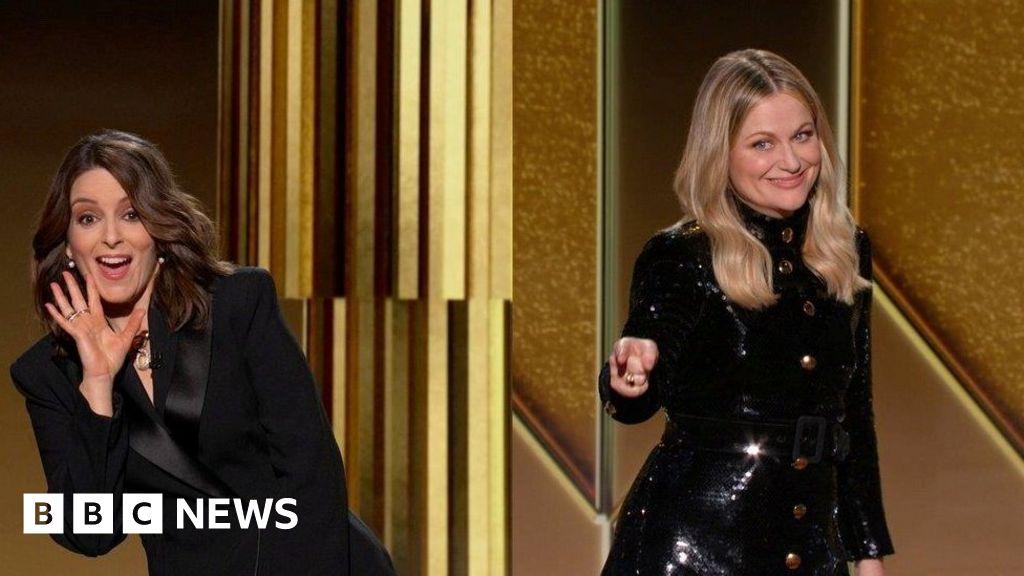 Golden Globes organisers propose 'transformational change roadmap'